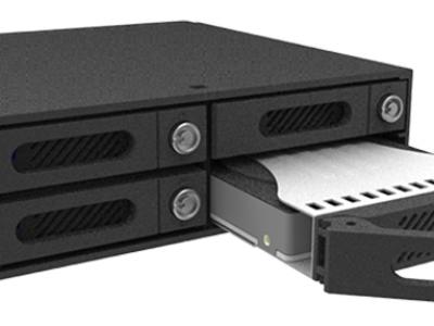 iR4300-S2 (1 CD-ROM bay 2.5″ RAID 5 Storage Solution)