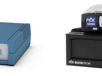 USBデバイスサーバーでRDX USB外付けドライブをネットワーク接続