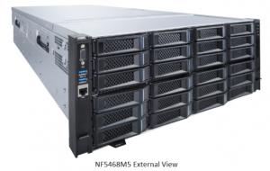 Inspur NF5468M5サーバーは、業界で最高のAIクラウドベースのハードウェアサーバーです。