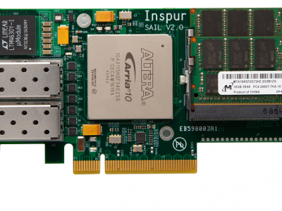 F10A FPGA Heterogeneous Acceleration Card