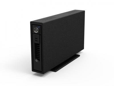 GT1670-SB3 (1bay 2.5″-3.5″ SSD/HDD JBOD)